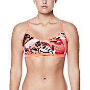 Nike Women's Drift Graffiti Crossback Bikini Top