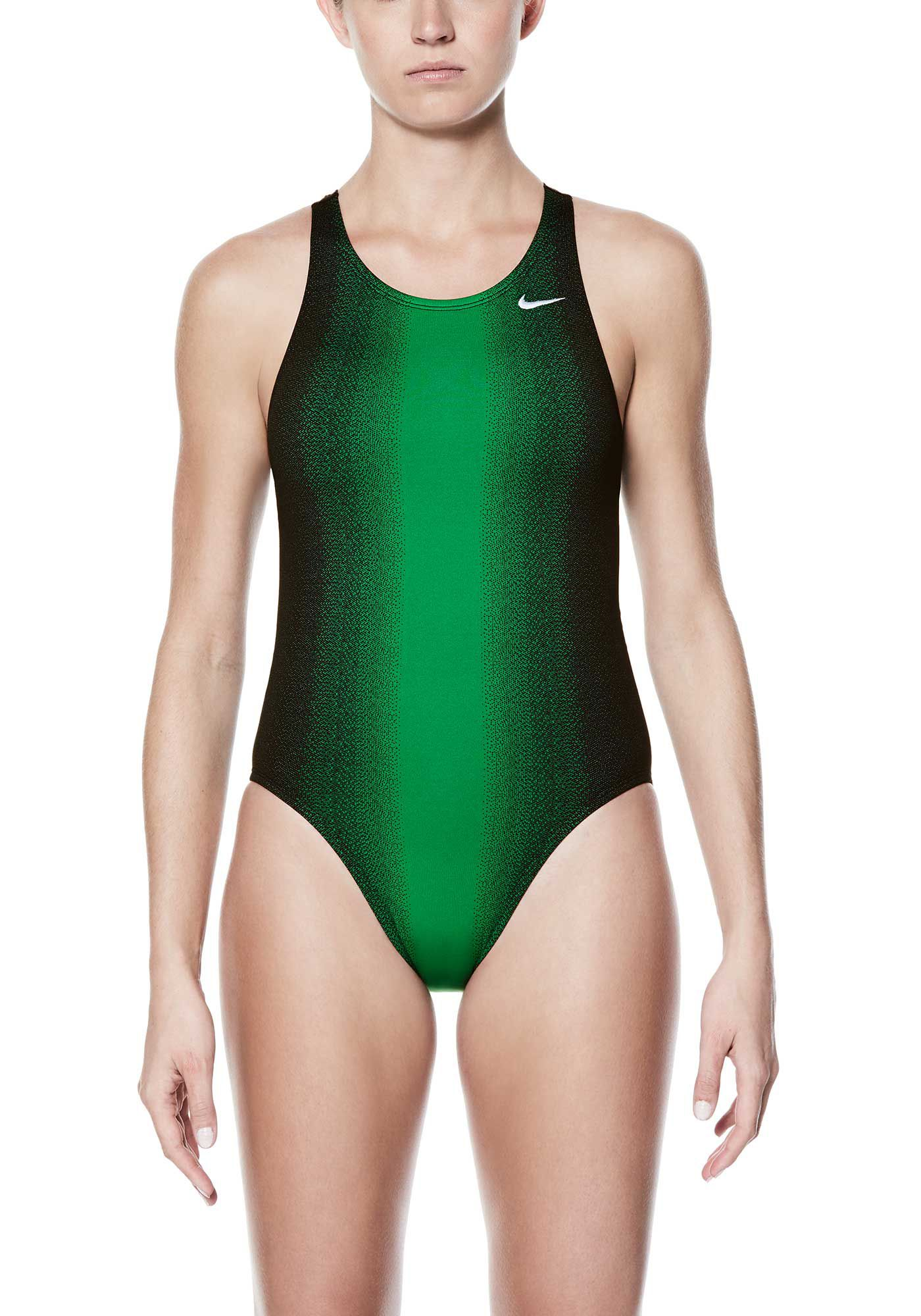 Nike Women's Fade Sting Fast Back Swimsuit
