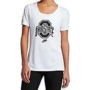 Nike Women's Ohio State Buckeyes Golf T-Shirt
