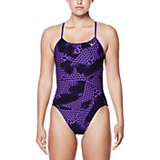 Nike Women's Nova Spark V-Back Swimsuit