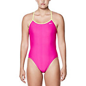 Nike Women's Performance Crossback Swimsuit