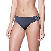 Nike Women's Glow Side Inset Bikini Bottom