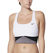 Nike Women's Color Surge Prism Crossback Midkini