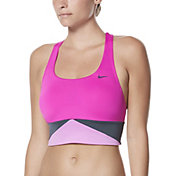 Nike Women's Color Surge Prism Crossback Midkini