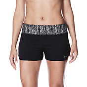Nike Women's Rush Heather Swim Board Short