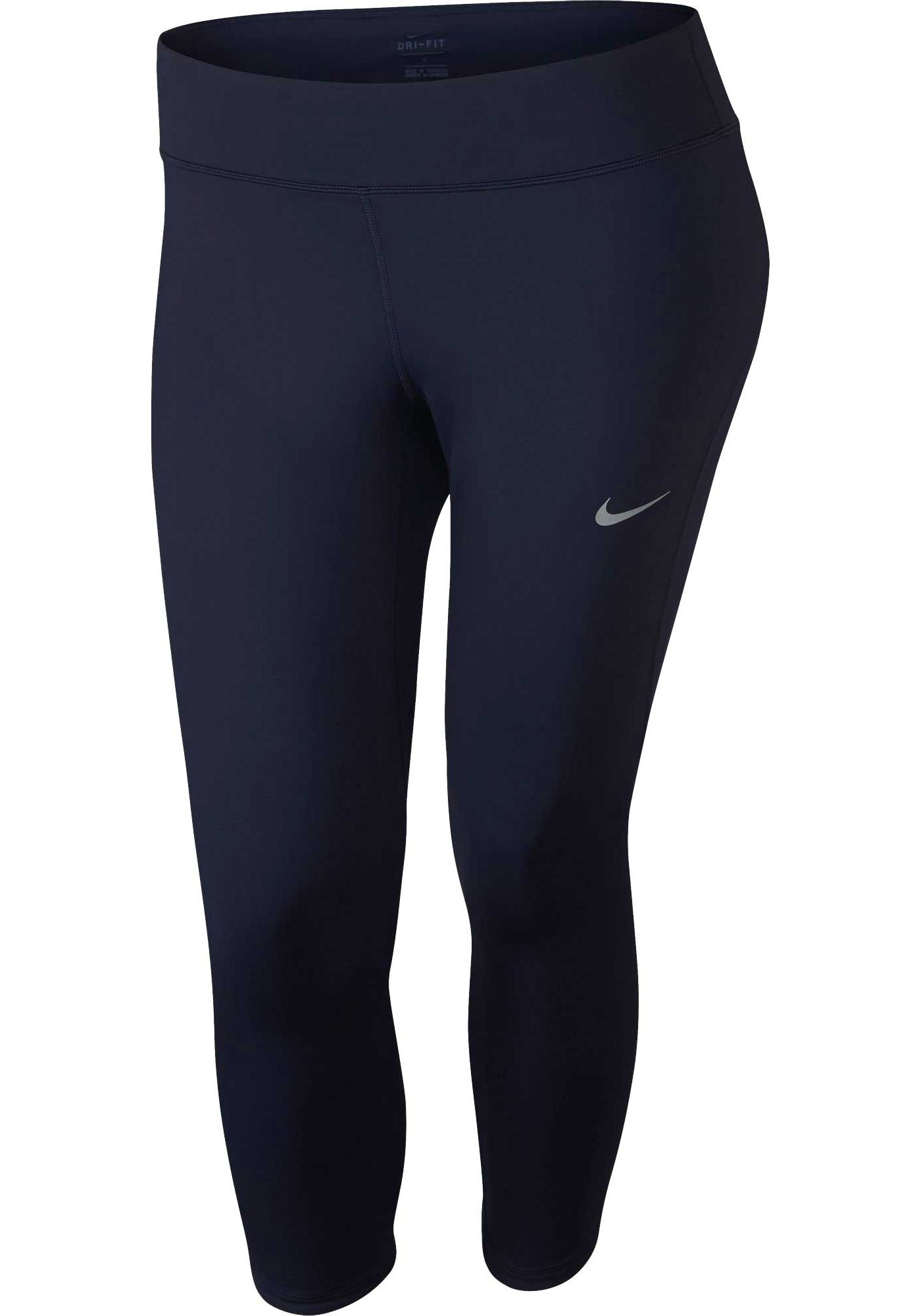 Nike Women's Plus Size Epic Lux Crop Running Tights