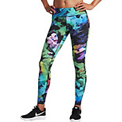 Nike Women's Epic Lux Solstice Printed Compression Running Tights