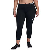 Nike Women's Plus Size Pro Training Capris