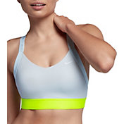Nike Women's Indy Logo Back Sports Bra