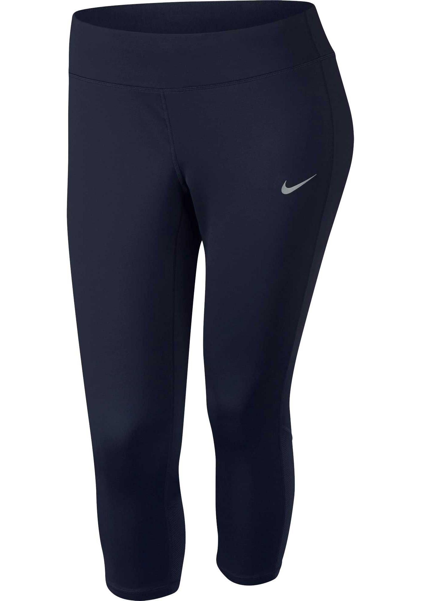 Nike Women's Plus Size Racer Crop Running Tights