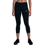 1b6d823a28ae3 Product Image · Nike Women's Power Running Crop Leggings · Black