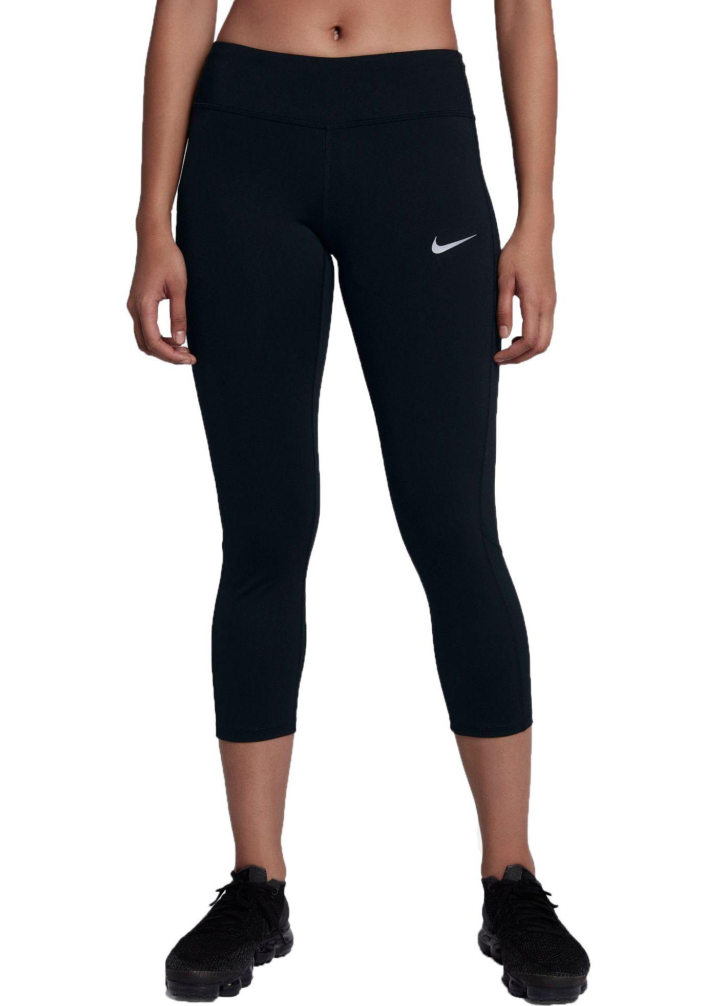 Nike Women's Power Running Crop Leggings