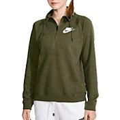 Nike Women's Sportswear Rally Half-Zip Sweatshirt