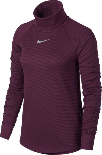 Nike Women's AeroReact Warm Golf Top