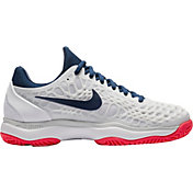Nike Women's Zoom Cage 3 Tennis Shoes