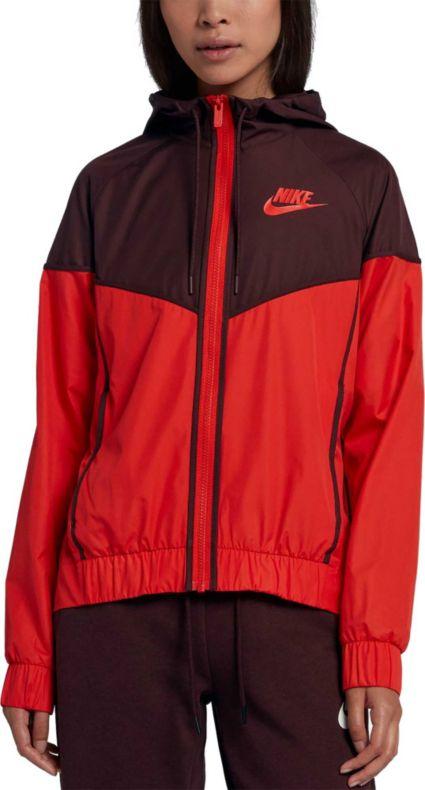 separation shoes 7df99 99b6d Nike Womens Sportswear Windrunner Jacket  DICKS Sporting Goo