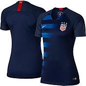 Nike Women's USA Soccer Breathe Stadium Away Replica Jersey