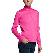 Nike Women's Therma 1/2-Zip Golf Top