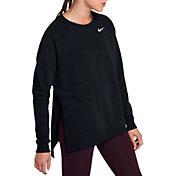 Nike Women's Versa Long Sleeve High Low Shirt