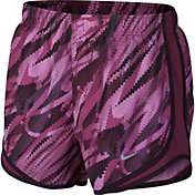 Nike Women's Wilder Printed Tempo Running Shorts