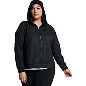 Nike Women's Plus Size Sportswear Windrunner Jacket