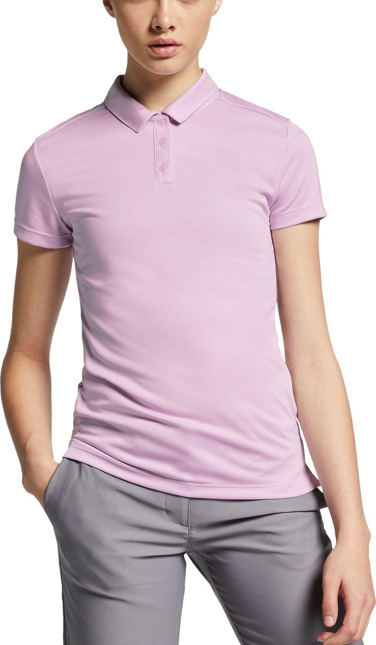 d08cd07d Nike Women's Dry Short Sleeve Golf Polo   DICK'S Sporting ...