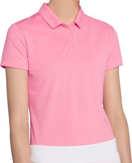 Women's Nike Dry Short Sleeve Golf Polo