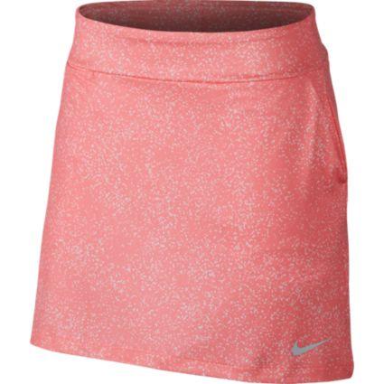 """Nike Women's Printed 16.5"""" Dry Golf Skort"""