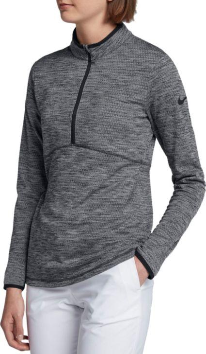 Nike Women's Dry ½ Zip Pullover