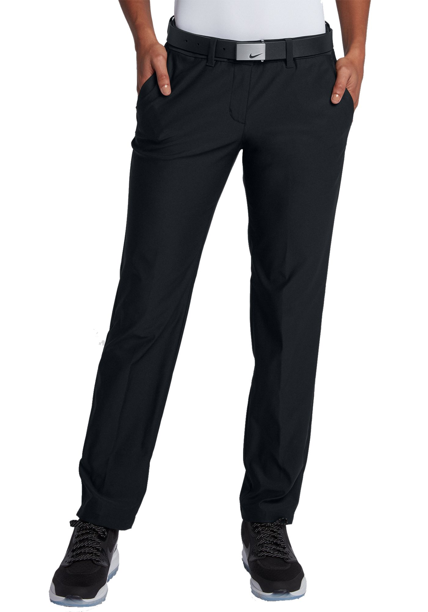 "Nike Women's 30"" Woven Flex Golf Pants"