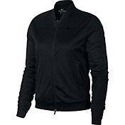 Nike Women's AeroLayer Bomber Golf Jacket