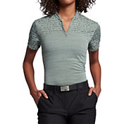 Nike Women's Zonal Cooling Golf Polo