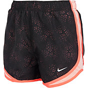 Nike Women's Plus Size Printed Dry Tempo Running Shorts