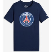 Nike Youth Paris Saint-Germain Navy Crest T-Shirt