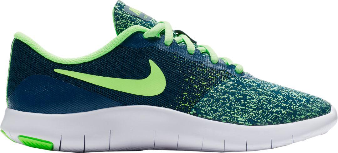c2e0869e3f Nike Kids' Grade School Flex Contact Shoes | DICK'S Sporting Goods