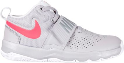fe5b6c6c2982 Nike Kids  Preschool Team Hustle D 8 Basketball Shoes. noImageFound