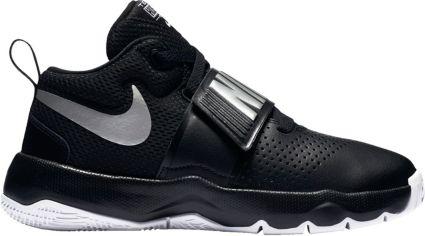 b541fd43eea Nike Kids  Grade School Team Hustle D 8 Basketball Shoes