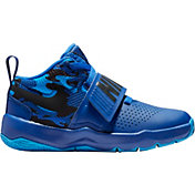 Nike Kids' Preschool Team Hustle D 8 Camo Basketball Shoes