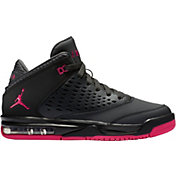 Jordan Kids' Grade School Jordan Flight Origin 4 Basketball Shoes
