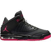 Jordan Kids' Grade School Jordan Flight Origin 4 Basketball Shoes