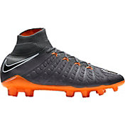 Nike Kids' Hypervenom Phantom III Elite Dynamic Fit Soccer Cleats
