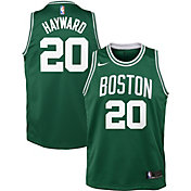 Nike Youth Boston Celtics Gordon Hayward #20 Kelly Green Dri-FIT Swingman Jersey