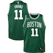 Nike Youth Boston Celtics Kyrie Irving  11 Kelly Green Dri-FIT Swingman  Jersey 8a129232d