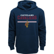 Outerstuff Youth Cleveland Cavaliers Navy Pullover Hoodie