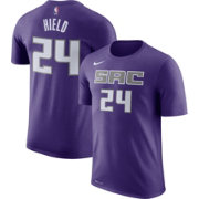 Nike Youth Sacramento Kings Buddy Hield #24 Dri-FIT Purple T-Shirt