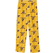 NBA Youth Los Angeles Lakers Logo Pajama Pants