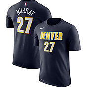 Nike Youth Denver Nuggets Jamal Murray #27 Dri-FIT Navy T-Shirt