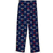 NBA Youth New Orleans Pelicans Logo Pajama Pants