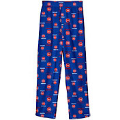 NBA Youth Detroit Pistons Logo Pajama Pants