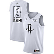 Jordan Youth 2018 NBA All-Star Game James Harden White Dri-FIT Swingman Jersey